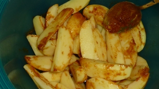 Kartoffelspalten (7)
