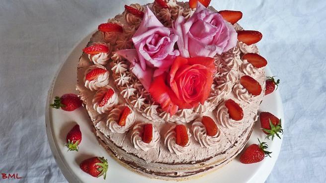 Erdbeerbuttercremetorte (30)