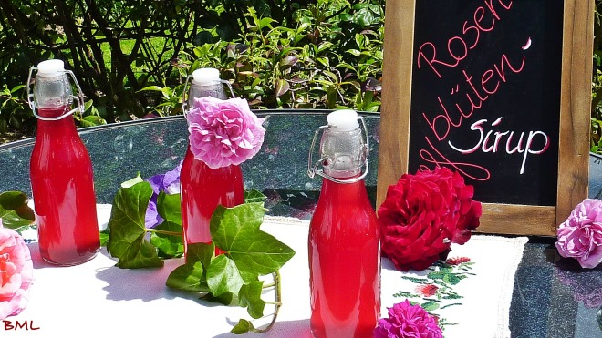 Rosenblütensirup (6)