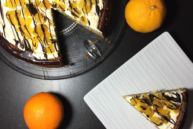 Haselnuss Orangen Ricottakuchen Glutenfrei Und Soooo Lecker Backen