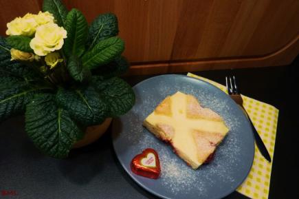 Kissenkuchen, der Erste