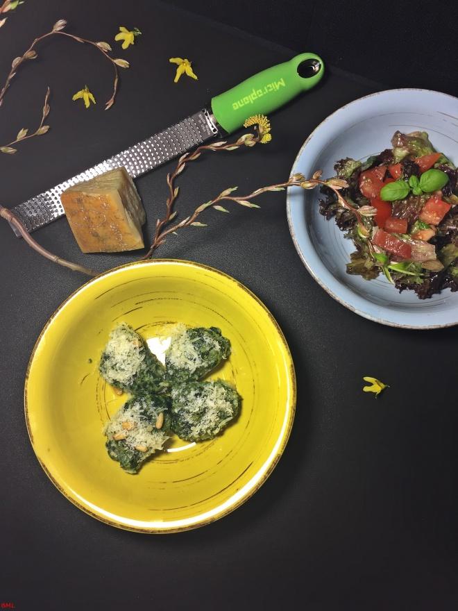 Spinat-Käse-Nocken (30)