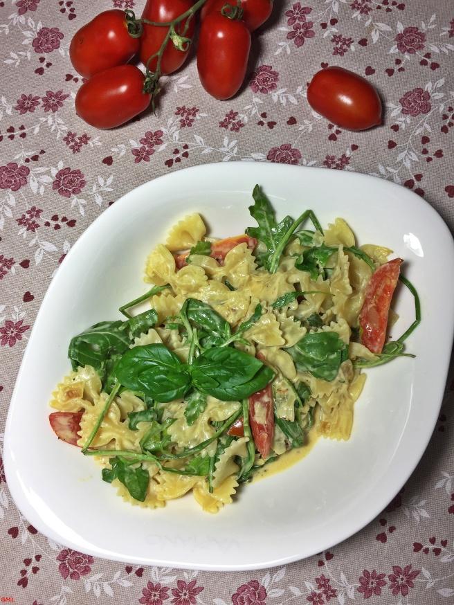 Pasta Ruccola (4)