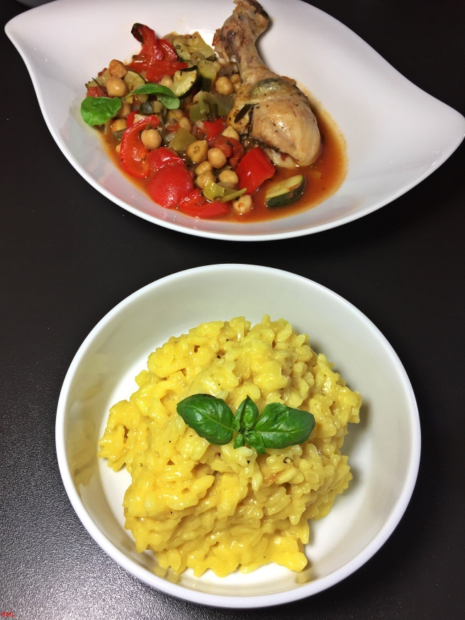 Risotto Milanese (3)
