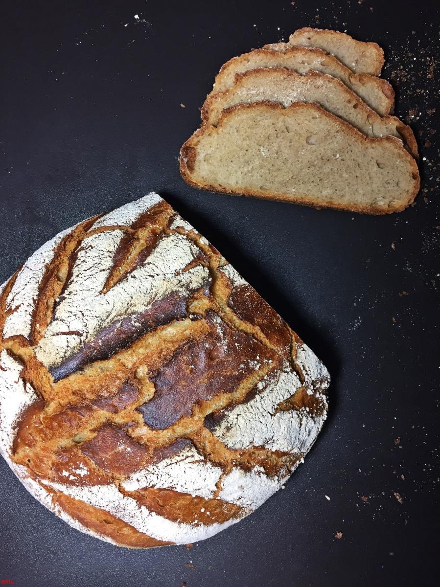 Roggen-Dinkelbrot...ein Brot für jeden Tag