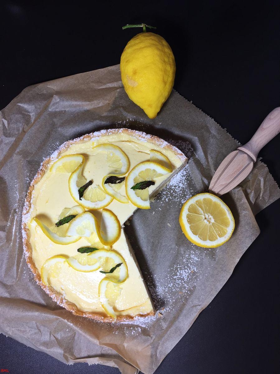 Zitronen-Käsekuchen...ganz schnell und einfach...so lecker zitronig frisch