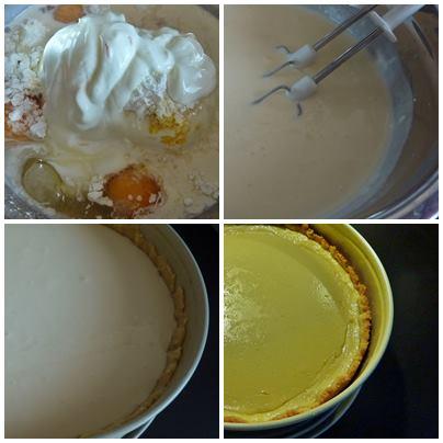 Zitronen-Käsekuchen2