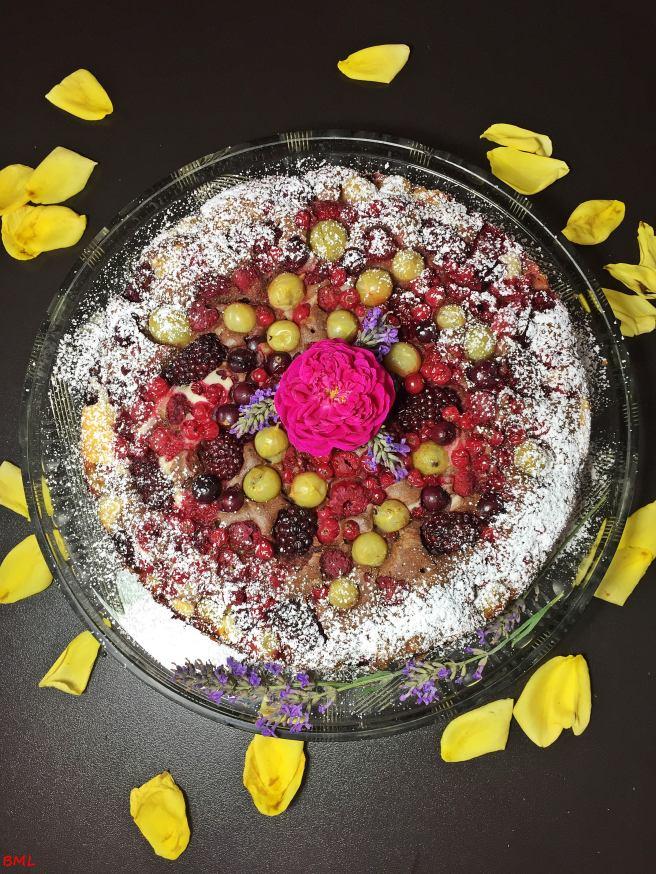 Marmor-Beerenkuchen (2)