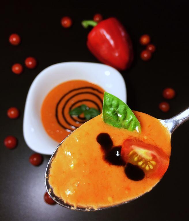Tomaten-Paprikasuppe (1)
