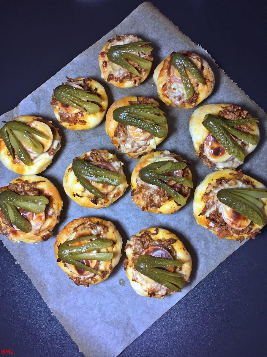 Hackfleisch-Käse-Muffins...oder auch Buffins ( Burger in Muffinform )