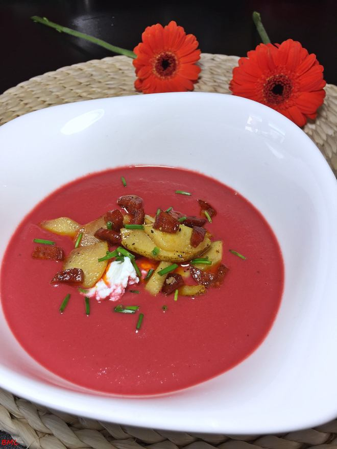 Rote Bete Suppe (4)