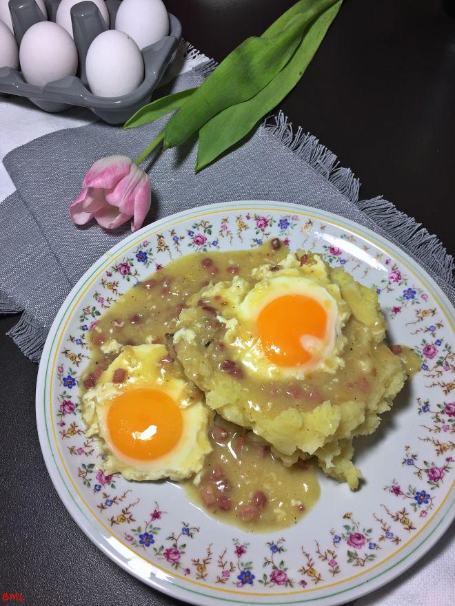Süss-saure Eier (1)