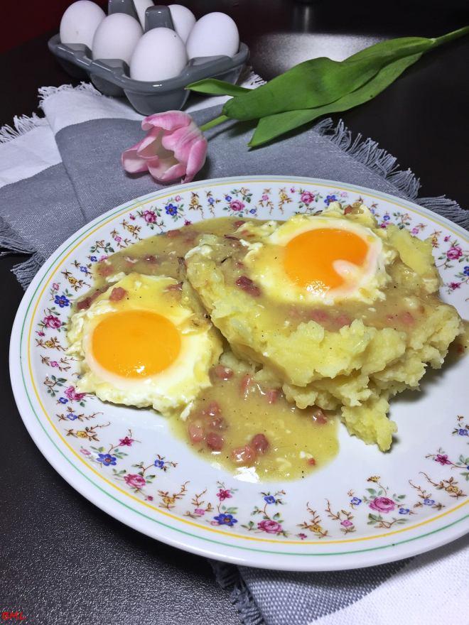Süss-saure Eier (3)
