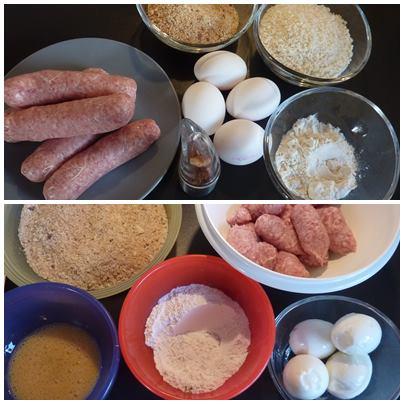 Schottische Eier1