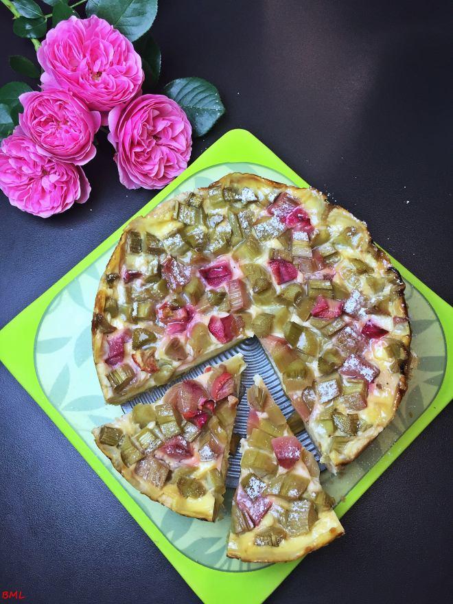 Rhabarber-Pudding-Kuchen (10)