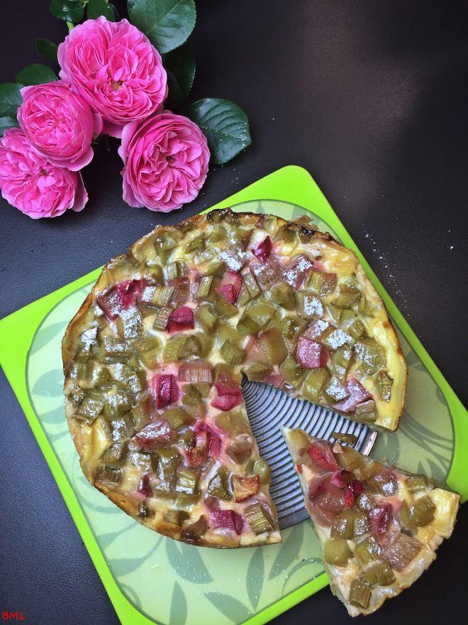 Rhabarber-Pudding-Kuchen (12)