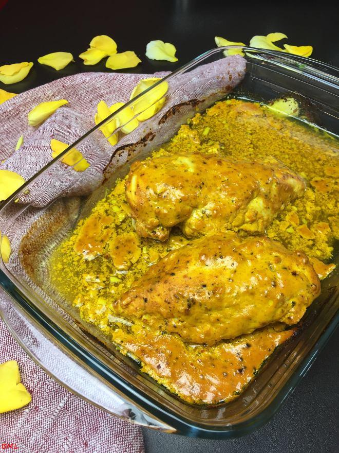 Joghurt-Curry-Hähnchen (1)