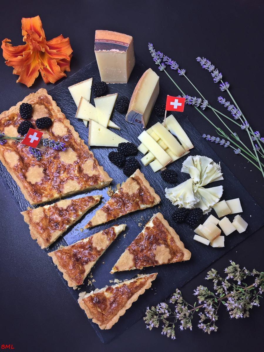 Schweizer Chäswähe für´s Chäsplättli
