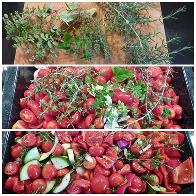 Ofengeröstetes Gemüse 2