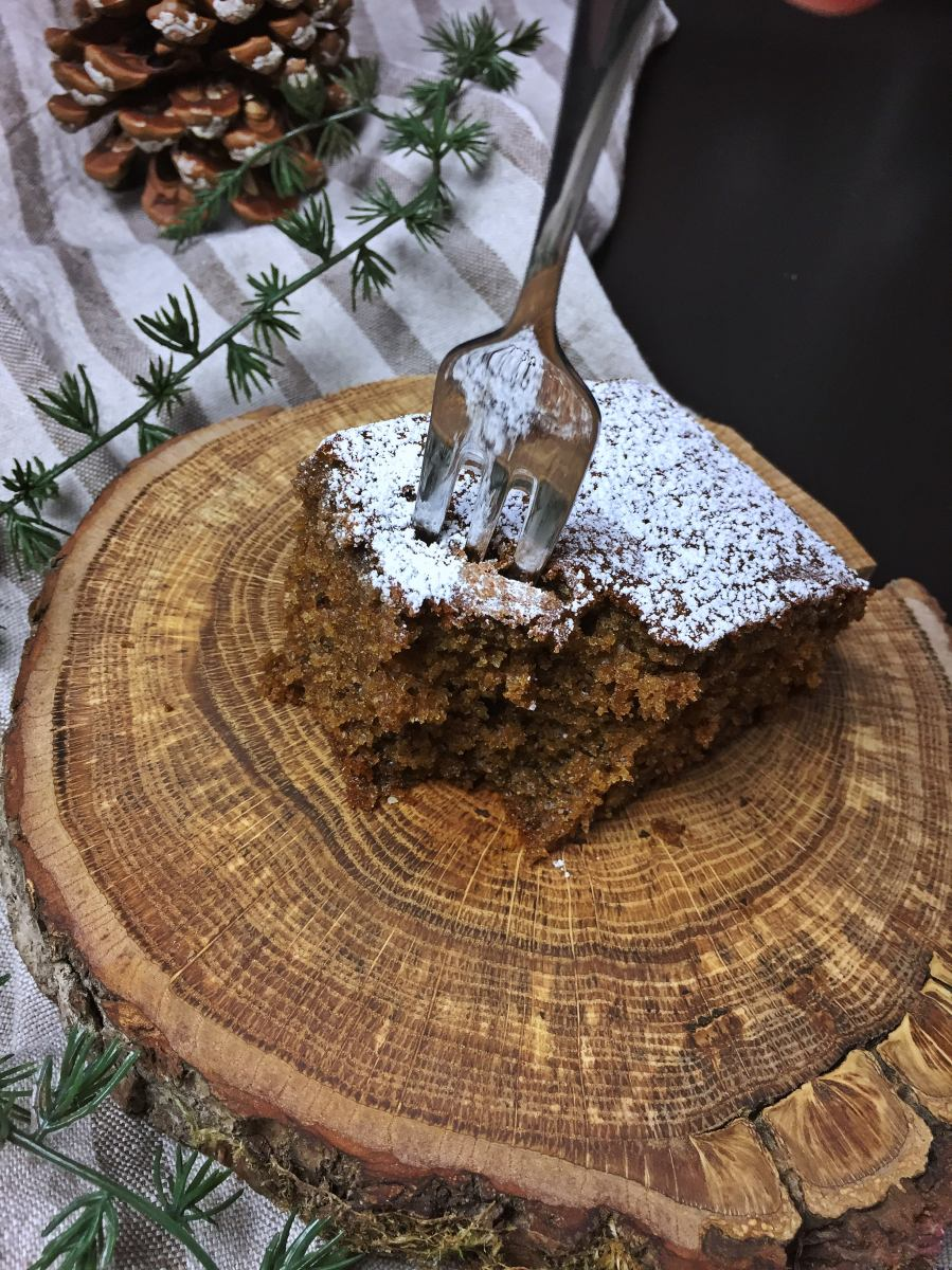 Gingerbread...lockeres- saftiges Ingwerbrot