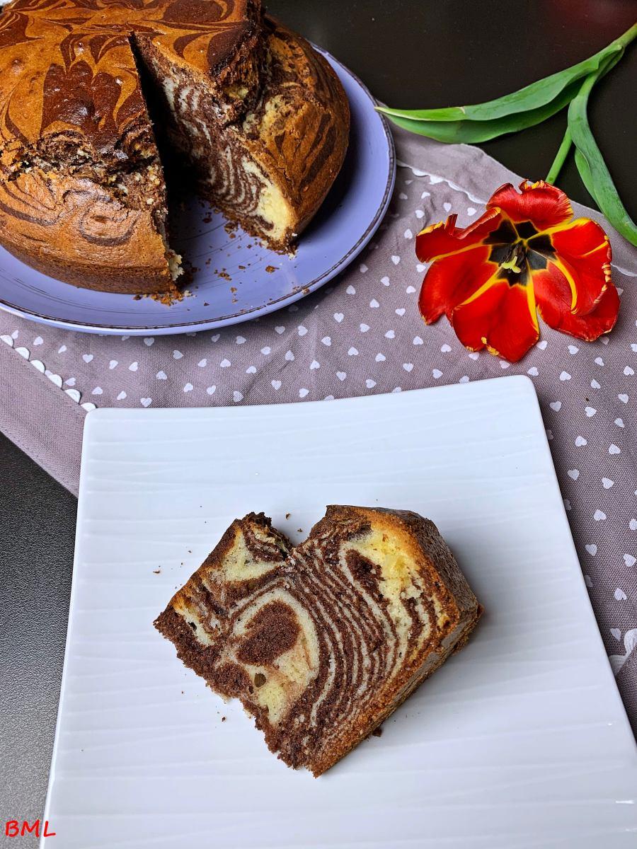 """Marmorkuchen nach Julie Jones ( aus """"Einfach schön backen"""")"""