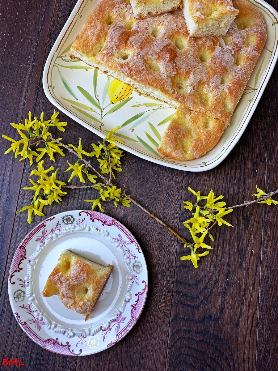 Zuckerkuchen...ein Klassiker unserer Grosseltern