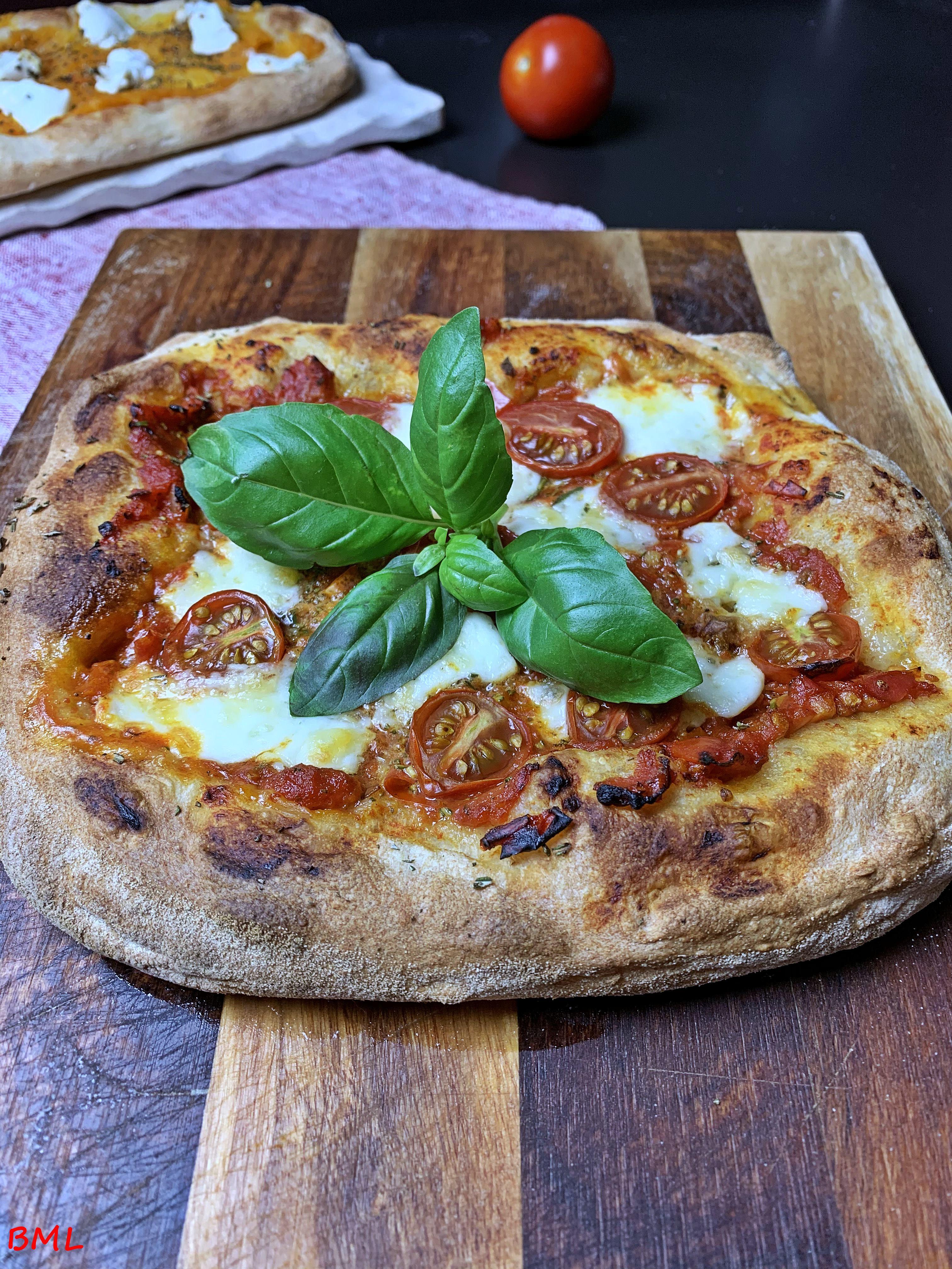 Pinsa Romana…die Mutter aller Pizzen zum 40. #synchronbacken