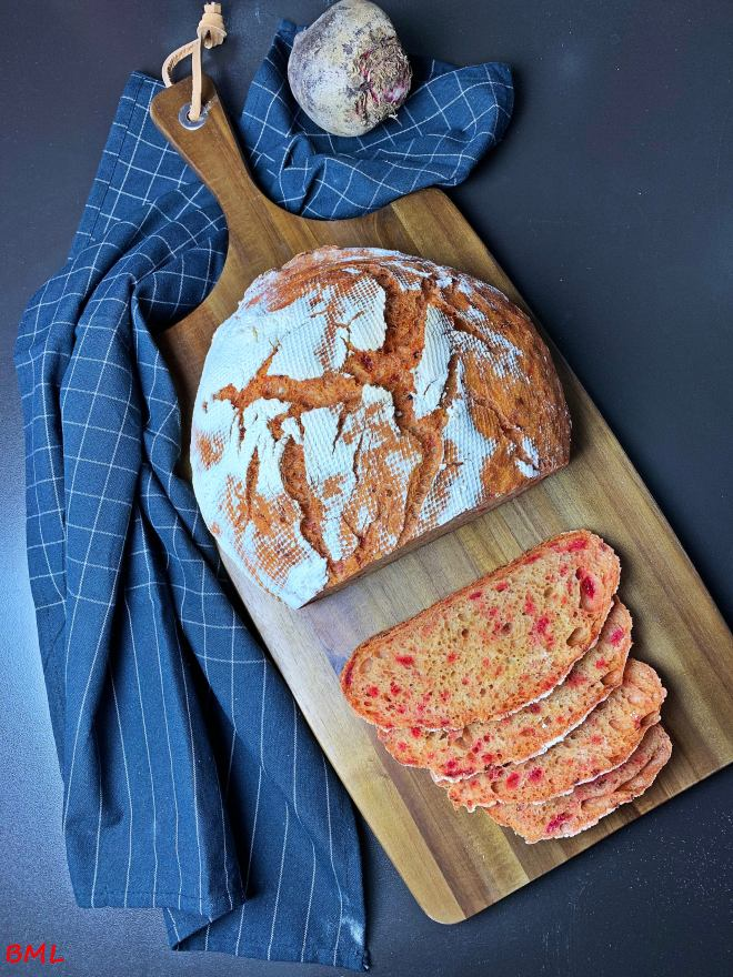 Rote Bete Brot (29)