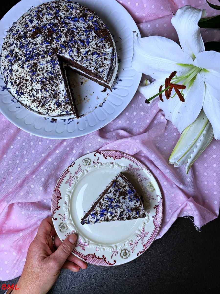 Espresso-Sponge-Cake…der Wachmacher im Kuchen