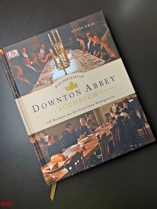 """""""Das offizielle Downton Abbey Kochbuch """" von Annie Gray ( Rezension )"""