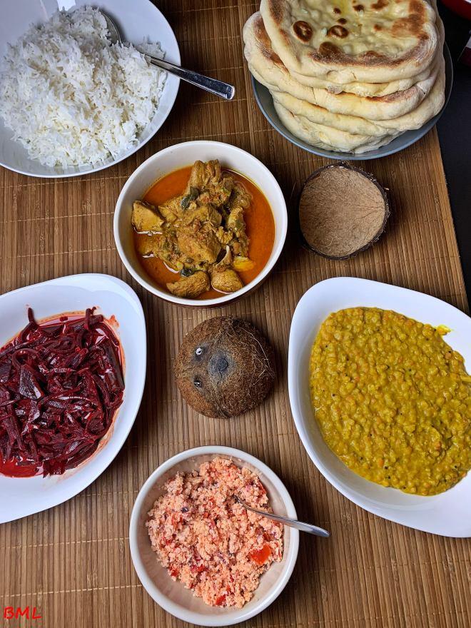 Chicken Curry (10)