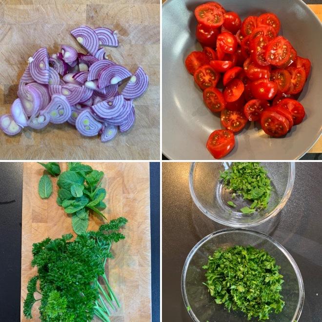 Auberginensalat (2)