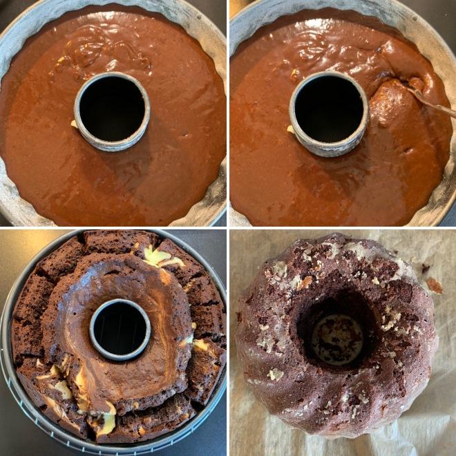 Brownie-Gugelhupf (1)