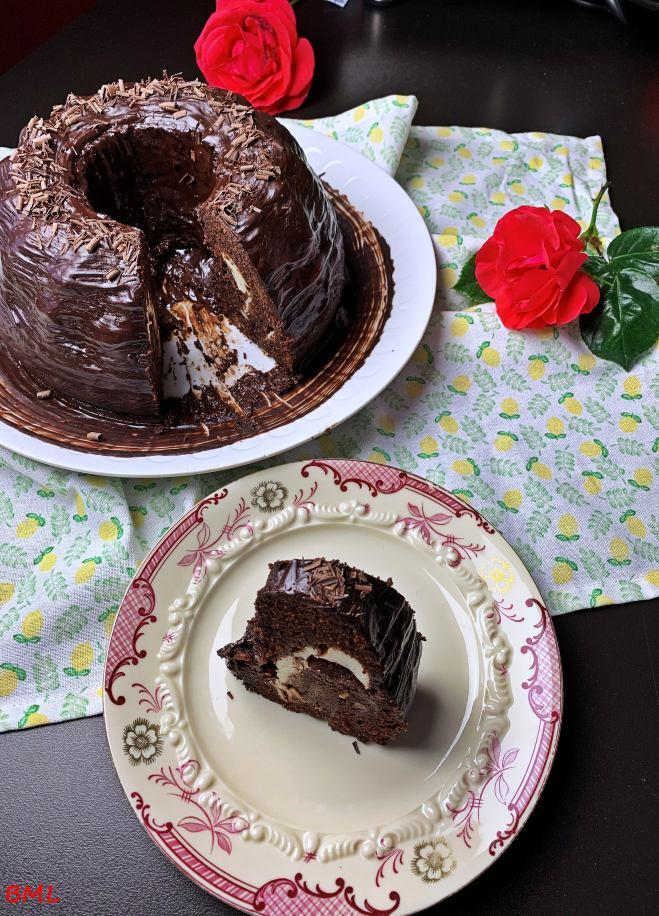 Brownie-Gugelhupf (3)