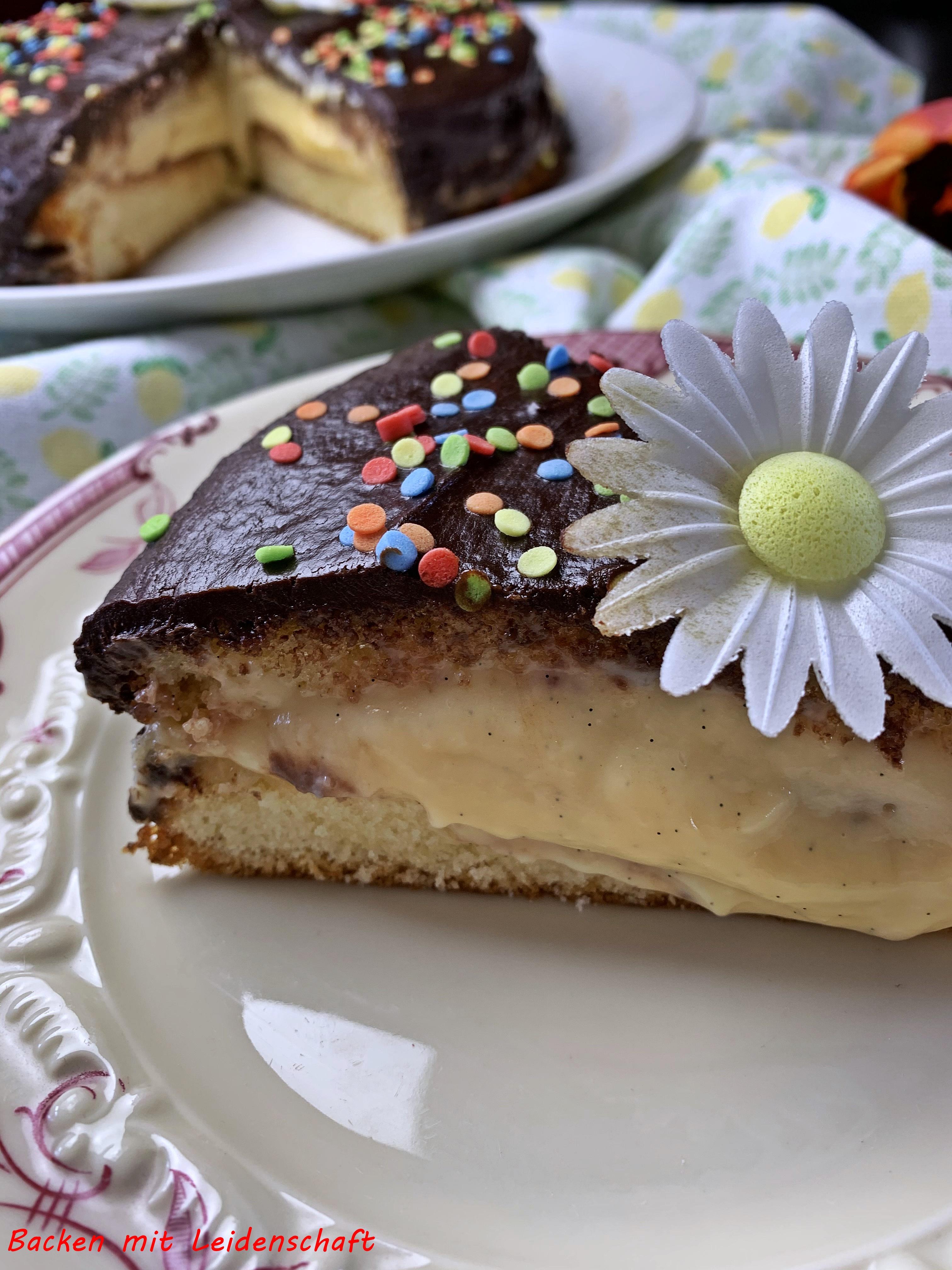 Boston Cream Cake (6)