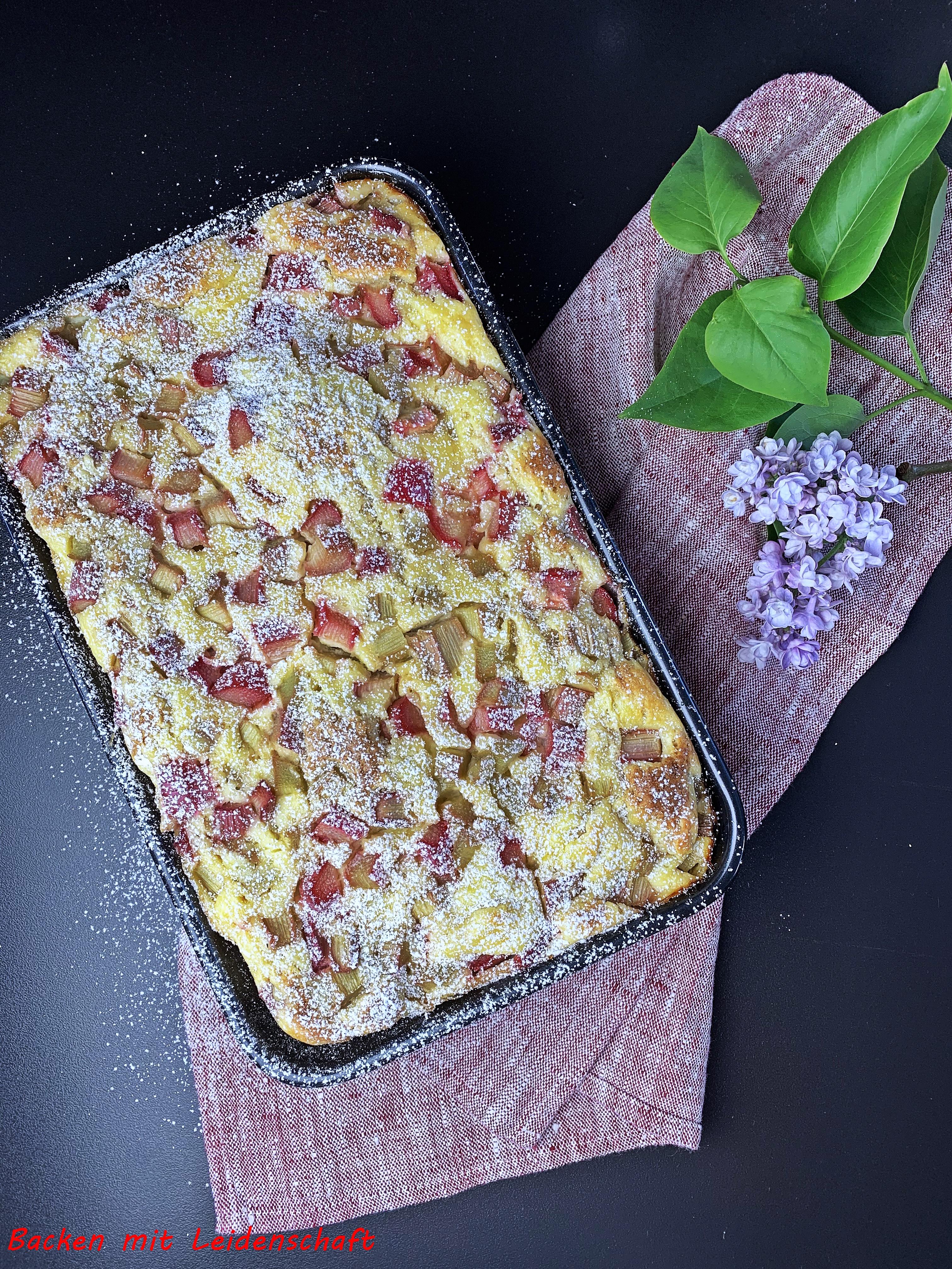 Rhabarberkuchen (5)